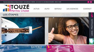 Newsletter_1903_Touze3 Accueil - iStudio - Agence Web 360° à Cholet