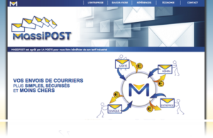 massipost-300x195 SITE MASSIPOST - iStudio - Agence Web 360° à Cholet