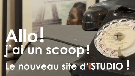 newsletter_1606_site_istudio Refonte du site web iStudio - iStudio - Agence Web 360° à Cholet