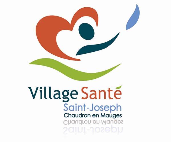 realisation-logo-village-santé Accueil - iStudio - Agence Web 360° à Cholet