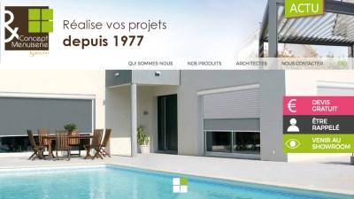Newsletter_1705_concept_et_menuiserie_2 Une Menuiserie qui fait peau neuve - iStudio - Agence Web 360° à Cholet