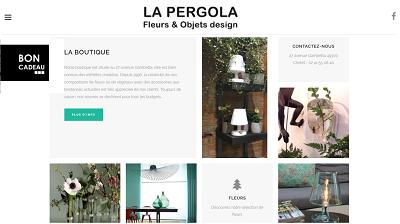newsletter_17_11_Pergola UNE REFONTE EN HARMONIE - iStudio - Agence Web 360° à Cholet