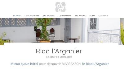 newsletter_17_11_Riad UN SITE BILINGUE - iStudio - Agence Web 360° à Cholet