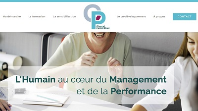 Newsletter_1805_cpmanagement Un site d'expert en management - iStudio - Agence Web 360° à Cholet