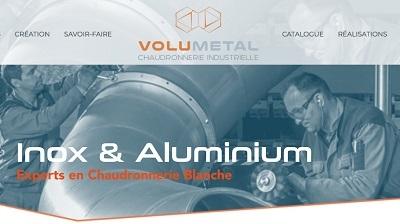 Newsletter_1806_volumetal_2 Pro de l'inox et de l'alu - iStudio - Agence Web 360° à Cholet