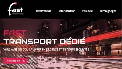 photo-inews-FAST Un taxi colis de confiance - iStudio - Agence Web 360° à Cholet