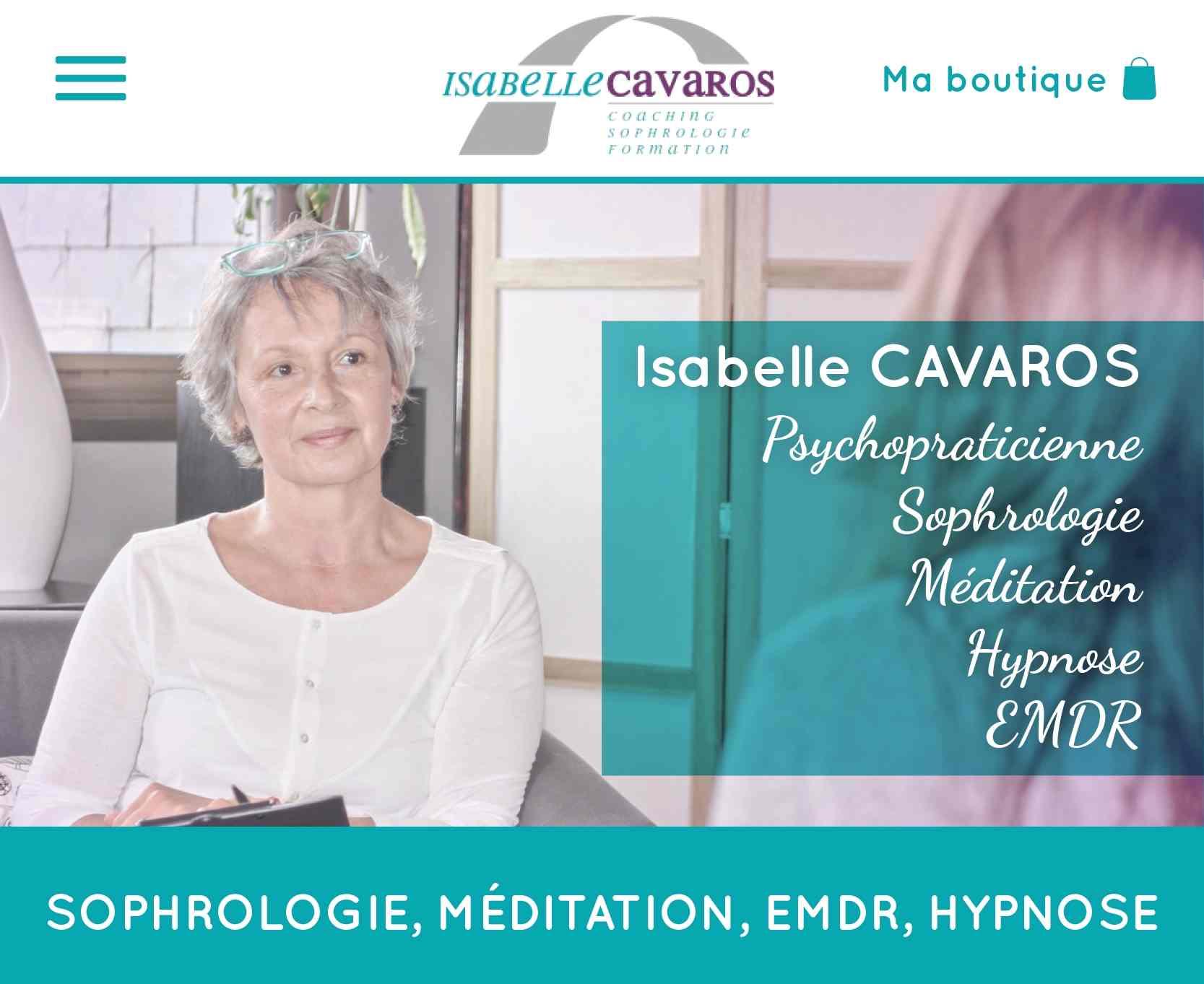 iNews_iStudio_09_2019_cavaros Site e-commerce pour le bien-être - iStudio - Agence Web 360° à Cholet