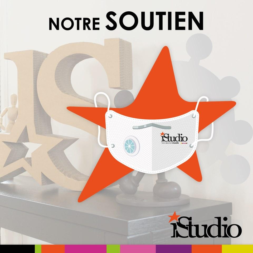 iNews_COVID19 COMMUNIQUÉ ISTUDIO COVID-19 - iStudio - Agence Web 360° à Cholet